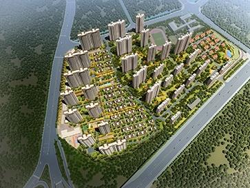 湖南郴州翘楚棠项目
