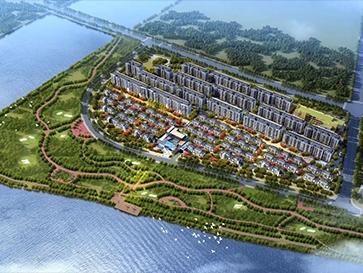 衢州碧桂园江湾半岛